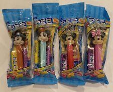 PEZ * DISNEY MICKEY MOUSE SET OF 4 - Mickey Steamboat/Minnie Vintage MIB * 2020