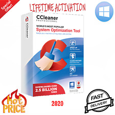 Ccleaner Professional V5.65.76 Multiple PC Lifetime Activation For Windows
