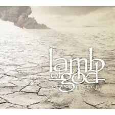 LAMB OF GOD - RESOLUTION CD 14 TRACKS NEU