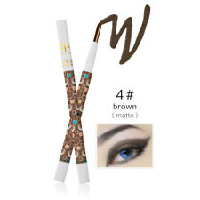 HUAMIANLI Professional Eye Shadow Pen Eyeshadow Pencil Single Shimmer / Matte