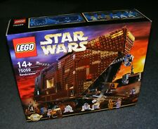 STAR WARS LEGO 75059 SANDCRAWLER UCS BRAND NEW SEALED B-STOCK ULTIMATE COLLECTOR