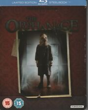The Orphanage Blu Ray Steelbook - New & Sealed
