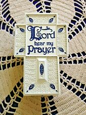 Hear My Prayer  ROSARY-KEEPSAKE BOX, NEW in Box, PRISTINE.