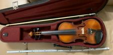 Geige, Violine, Anton Becker, Germany, Stradivarius Copie