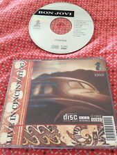 Bon Jovi Collectors Rare Cd Runaway Live Cincinnati 1987