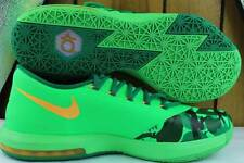 "KD VI (6) ""EASTER"" MEN SIZE 9.0 BASKETBALL NEW SUPER RARE AUTHENTIC LUCID GREEN"