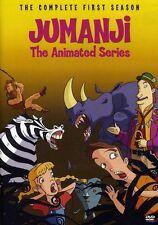 Jumanji: The Animated Series: Season 1 (2 Discs 1996)