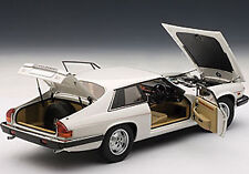 Autoart JAGUAR XJ-S COUPE WHITE Color 1/18 Scale. In Stock!