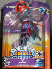 SKYLANDERS GIANTS - NINJINI - BRAND NEW! RARE! Wii PS3 XBOX 360 Nintendo 3DS