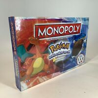 POKEMON MONOPOLY Kanto Edition Brand New & Sealed - Board Game - FAST POSTAGE