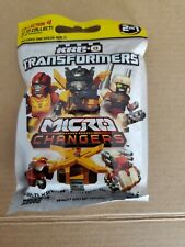 2013 Transformer Micro Changers Lot Of 4 Unopened