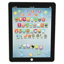 Education Learning Simulator Laptop Tablet Pad Toy Gift Baby Child Kids Toddler