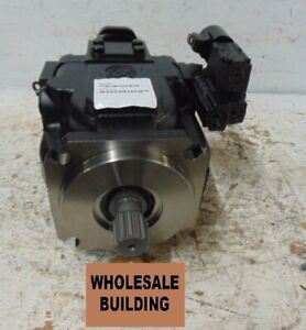 DANFOSS VARIABLE DISPLACEMENT HYDRAULIC PUMP CWS45PVOC_F