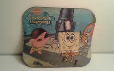 Vintage 2002 Spongebob Squarepants 7.5'' x 9'' Mousepad