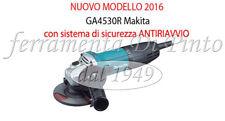 SMERIGLIATRICE ANGOLARE W 720 MM 115 MAKITA PROFESSIONALE FLEX FRULLINO