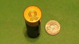 12 gauge SHOT SHELL KNIFE Sportsmans Utility Pocket Hunting Vest Knife NEW Black