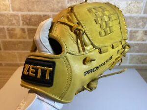 Baseball glove ZETT BRG30911 PROSTATUS MADE IN JAPAN