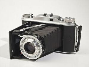 Agfa Record I - 6x9cm - Agnar 4.5 / 105mm Lens - fully working - exc.++