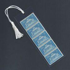 Columbia University 200th Anniversary Commemorative Stamps Bookmark Unique!