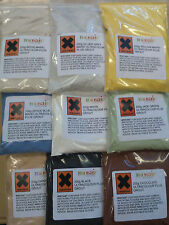Mosaic Tile Grout, 200g bag choice of 18 colours - top quality - Free UK postage