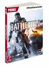 Battlefield 4 : Prima Official Game Guide by David Knight (2013, Paperback)