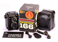 LOMO LUBITEL 166 TLR CAMERA ~ CLA ~ WARRANTY ~ LNIB New in BOX