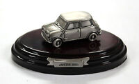 Marque Models Classic Cars S2141 AUSTIN MINI Pewter Model Peltro Modellino