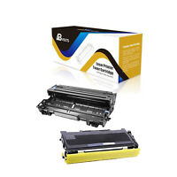 ABvolts Compatible TN570 Toner + DR510 Drum for Brother DCP-1200 DCP-1400 -2Pack