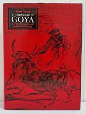 1st Ed THE DRAWINGS OF GOYA Sketches Studies &Individual Drawings Pierre Gassier