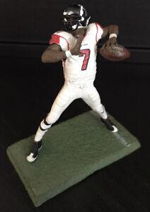 "McFarlane NFL 3"" Inch Michael Vick Atlanta Falcons White Jersey Figure"