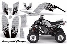 AMR Racing Yamaha Raptor660 Graphic Kit Wrap Quad Decals ATV 2001-2005 DFLAME K