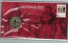 2009 Australia Post 200 Years Postal Service  PNC Inc Stamp & Coin.