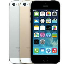 Apple iPhone 5S 16GB - Silver Space Gray Gold - Unlocked | Excellent (A-Grade)