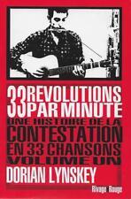 MUSIQUE - CHANSON / 33 REVOLUTIONS PAR MINUTE - DORIAN LYNSKEY - NEUF !