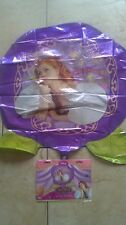 "Disney enchanted rose 27"" aluminium hélium ballon neuf scellé"