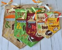 Kimberbell KD561 Pennants and Banners Happy Fall Y'All Embroid CD