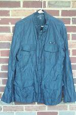 ADOLFO DOMINGUEZ Mens Blue Jacket Size 52