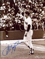 Carl Yastrzemski Autographed Signed 8x10 Photo ( HOF Red Sox ) REPRINT .