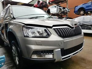 Skoda Yeti 1.8 tsi L&k Outdoor Manual 2014-2017 Complete Front End Parts