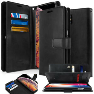 Leather Wallet Flip Card Holder Cover Case for iPhone 12 Pro 11 Pro Max XR XS 8+