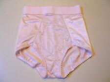 Vintage Flexees 6754 Glossy Pink Blush Girdle Shaper Brief 28-M