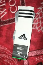 ADIDAS Climalite Soccer Speed Cushion Socks Unisex Large L N10
