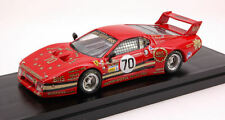 Ferrari 512 Bb Lm #70 6th Le Mans 1982 Dieudonne' / Baird / Libert 1:43 Model