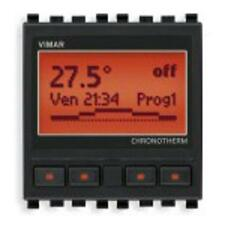 VIMAR 20445 - 20445 - Chronothermostat 120-230V Gris VIMAR Eikon