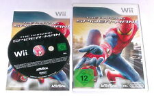 "Nintendo WII GIOCO ""THE AMAZING SPIDERMAN"" COMPLETO"