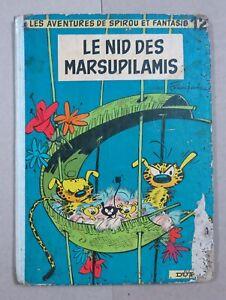 Spirou Le Nid Des Marsupilamis Dupuis 1967