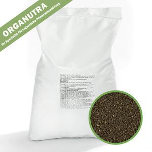3x7 kg Organischer NPK Langzeitdünger Bio Granulat für Rasen Obst Gemüse Blumen