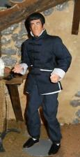 """1/6 12"""" Medicom Bruce Lee - Firsts of Fury action figure Loose"""