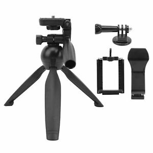 Stretchable Desktop Tripod Non‑Slip Stable for Microphone Action Camera HERO 5/6