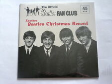 """BEATLES 1-SIDED COLOR 45 RPM 7"""" - Another Beatles Christmas Record"""